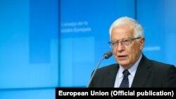 Високите претставник на ЕУ за надворешна политика, Жозеп Борел.