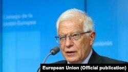 Жозеф Боррелл. Евробиримдиктин тышкы саясат боюнча жогорку комиссары