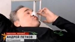 """Rossia 1"": ""Sagçy sektoryň"" hüjüminiň pidasy gürrüň berýär"
