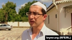 Айдер Ісмаїлов, автор книги «Нововведення і релігійні традиції кримських татар»