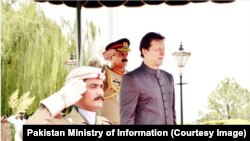 Imran Khan took the oath of office in Islamabad on August 18.