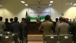 رئیس اسبق سارنوالی نظامی کابل به حبس محکوم شد