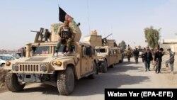 آرشیف، عملیات نیروهای افغان در هلمند