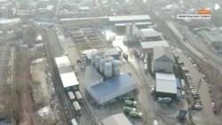 Жители Алматы требуют закрыть бетонный завод