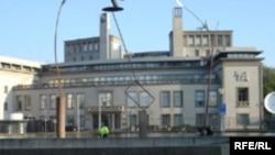 Zgrada Haškog tribunala, Foto: Vlado Azinović
