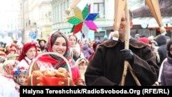 Святкування Різдва у Львові, 6 січня 2020 року