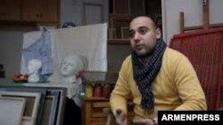 Նկարիչների միության նորընտիր նախագահ Սուրեն Սաֆարյան