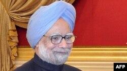 Presidenti i Indisë Manomah Singh