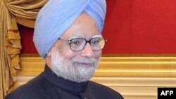 Kryeministri i Indisë Manmohan Sing