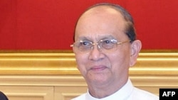 Presidenti i Burmës, Thein Sein - Arkiv