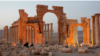 IS Destroys Ancient Palmyra Arch