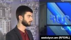 Член партии «Решение гражданина» Микаэл Наапетян