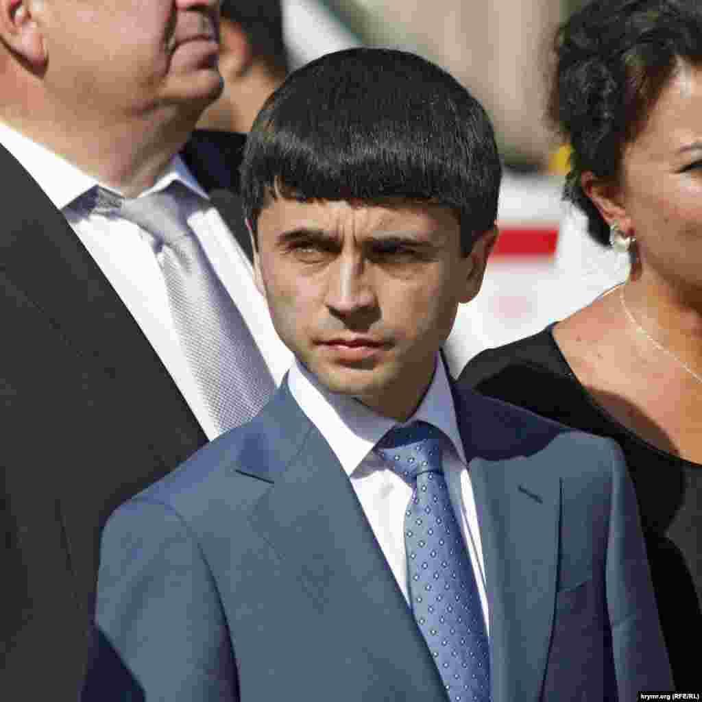 Заместитель председателя «Совета министров» Крыма Руслан Бальбек