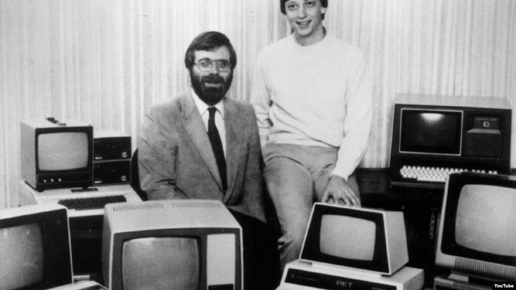 Скончался Пол Аллен, один из основателей компании Microsoft