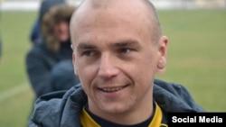 Гравець «ТСК-Таврія» Денис Голайдо