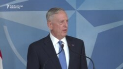 Mattis Reaffirms U.S. Commitment To NATO