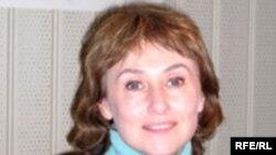 """Марина Дмитревская, член экспертного совета """"Золотого софита"""""""