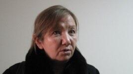 Адвокат Ботакөз Бейсенбаева. Астана, 27 қаңтар 2014 жыл.