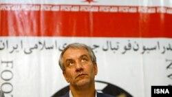 علی کفاشیان، رییس فدراسیون فوتبال