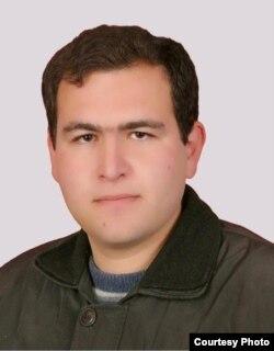 İranda Azərbaycanlı Siyasi Məhbusları Müdafiə Assosiasiyasının (ADAPP) üzvü Yaşar Həkkəkpur