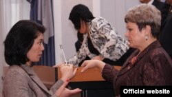 While 30 percent of Kyrgyz members of parliament must be women, some say maintaining gender equality by quotas is merely window dressing.