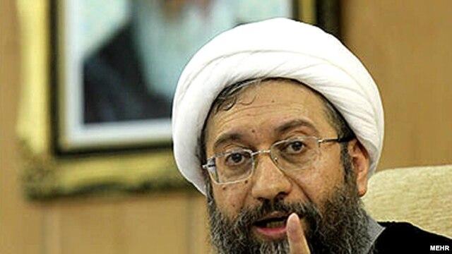 صادق لاریجانی، رئیس قوه قضائیه جمهوری اسلامی