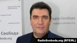 Секретар Ради національної безпеки і оборони України Олексій Данилов