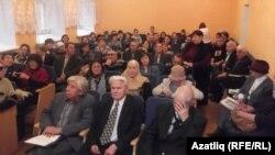 Татар язучылары җыелышы