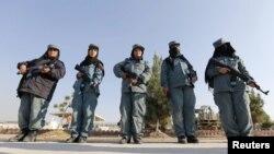 منصوبین اناث پولیس افغانستان