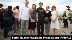 Українські бранці повертаються додому, 7 вересня 2019 року