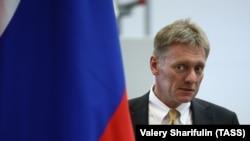 Kremliň metbugat wekili Dmitriý Peskow