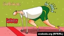 Belarus Among Five Countries Warned By IAAF About Doping (RFE/RL Belarus Service)