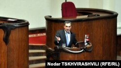 საქართველოს პრემიერ-მინისტრი ნიკა გილაური