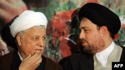حضور هاشمی رفسنجانی در انتخابات خبرگان قطعی است اما حسن خمینی هنوز تکلیف حضور خود در این انتخابات را روشن نکرده است
