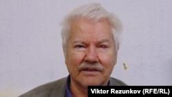 Микола Андрущенко. Око пошкоджене під час допитів у СІЗО Санкт-Петербурга в 2007 році