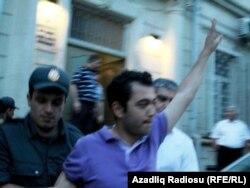 Rəşadət Axundov, 2011