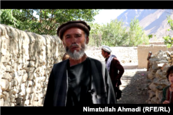 Qiamuddin Fayeq, 53, a resident of Warduj, says they suffered under Taliban rule.