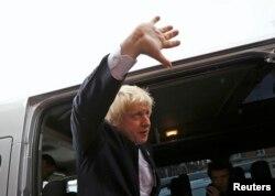 """Борис Джонсон был """"лицом"""" кампании за выход из ЕС"""