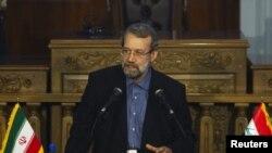 Претседателот на иранскиот Парламент Али Лариџани