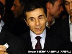 Бидзина Иванишвили, грузин меценаты һәм саясаткері. Тбилиси, 7 қараша 2011 жыл