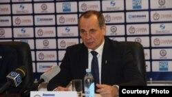 Главный директор департамента судейства и инспектирования Федерации футбола Казахстана (ФФК) Николай Левников.