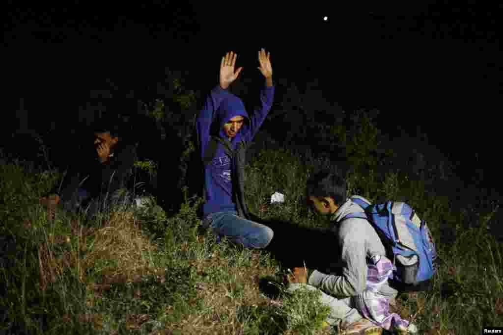 By the time they get to Serbia, many migrants have already traveled through Turkey, Greece, and Macedonia.