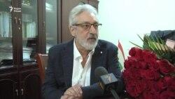 В Душанбе супруге известного иранского певца Эби пересадили почку