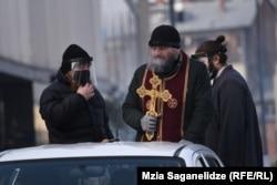 A megfigyelési botrány egyik célpontja a georgiai papság volt. Állítólagos kínos részletek kerültek napvilágra