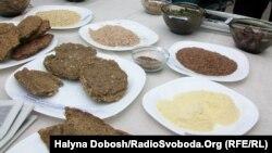 Організатори акції приготували страви, якими українці були змушені харчуватися під час Голодомору