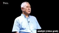Эксперт Орозбек Молдалиев.