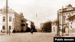 Менск, Гарадзкі тэатар, 1918