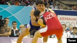 Чемпионат мира по греко-римской борьбе, Баку, 2007 г.