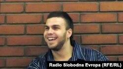 Miladin Kovačević u sudu, septembar 2010.
