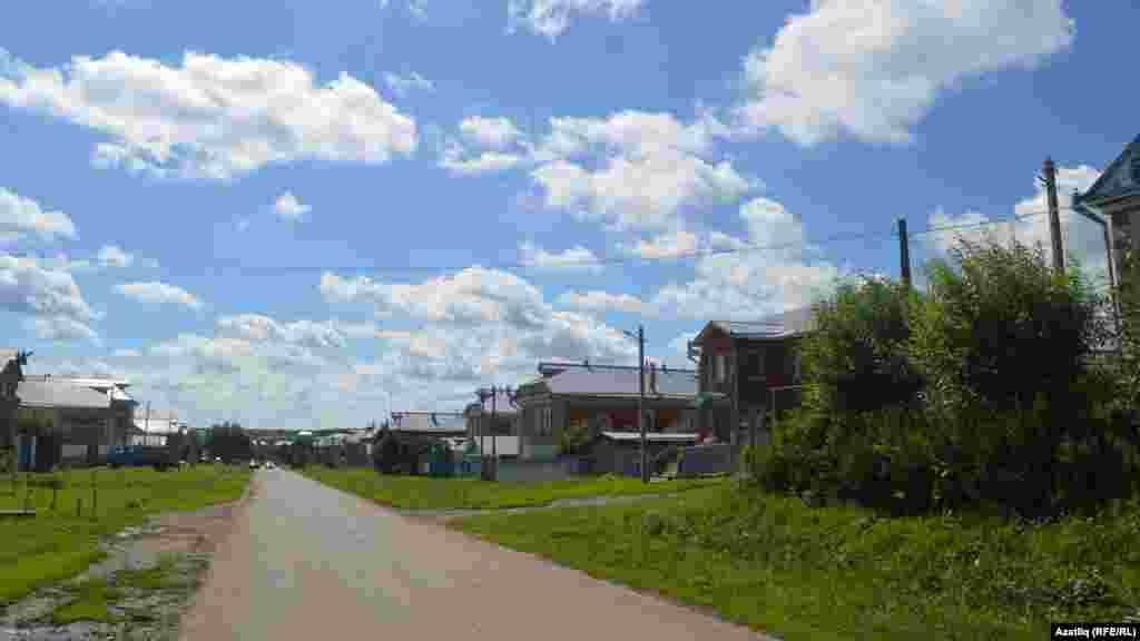 Кече Ырбишча авылы